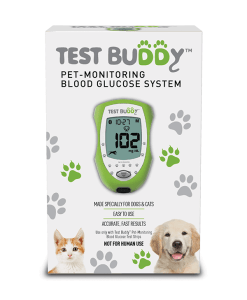 Test Buddy Pet Glucose Meter Kit