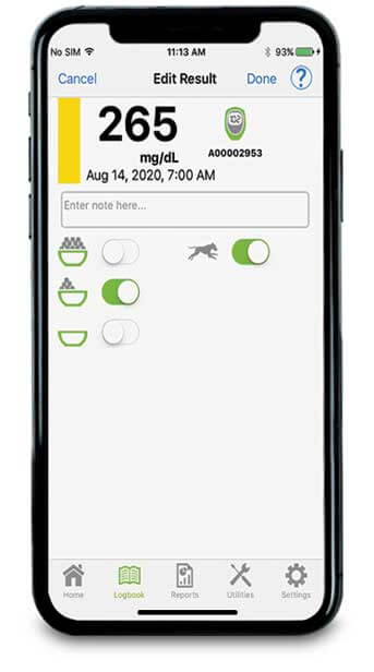 test buddy app event-tags-slide