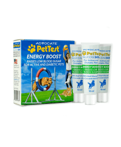 PetTest energy boost