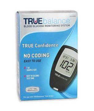 Nipro-TRUEbalance-meter kit