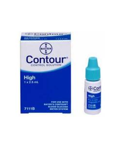 BAYER CONTOUR CONTROL SOLUTION HIGH LEVEL