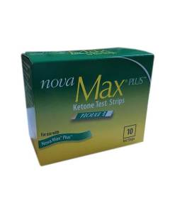 Nova-Max-Blood-Ketone-Test-Strips-10-count