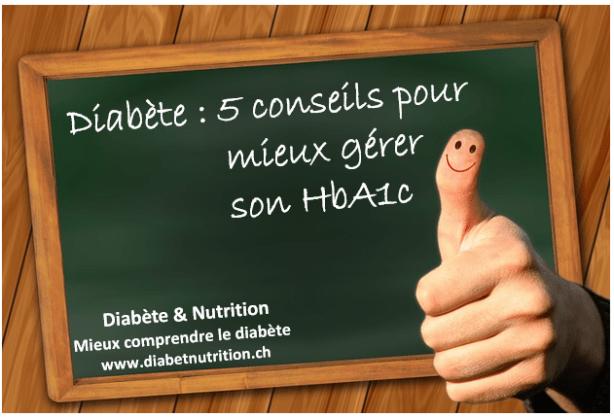 HbA1c, hémoglobine glyquée, diabète