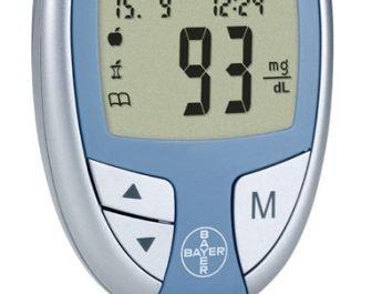 Glukometr Bayer-Ascensia Contour Link