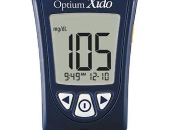 Glukometr Optium Xido