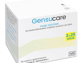 Paski do glukometru GensuCare