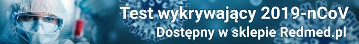 Test wykrywający 2019 nCoV- koronawirus. Dostępny w sklepie Redmed.pl