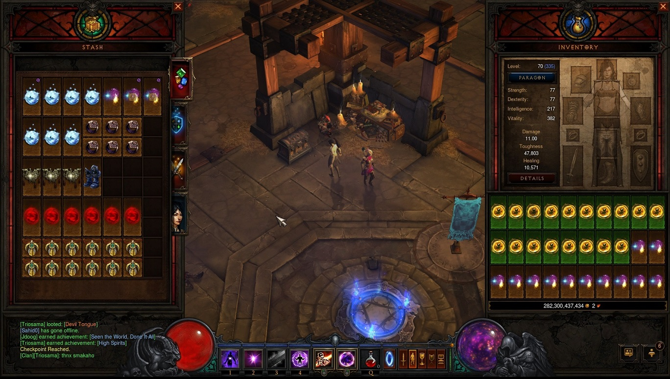 Diablo 3 Legendary Gambling Exploit Choose Your Own Item