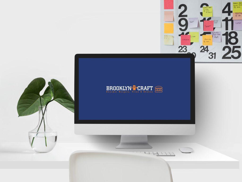Desktop-Mockup- Brooklyn Craft