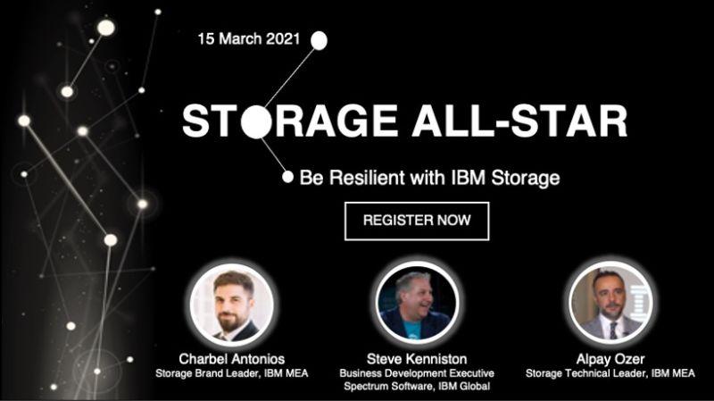 IBM Storage All-Star
