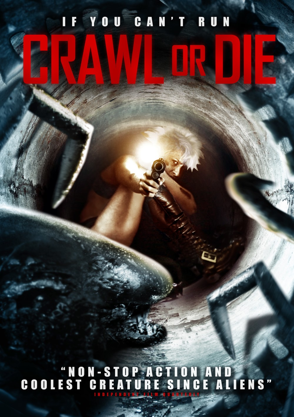 Is Crawl or Die the most claustrophobic film ever made  Diabolique Magazine