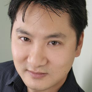 Playwright Don Nguyen