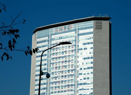 Grattacielo Pirelli, © Gilberto Crippa
