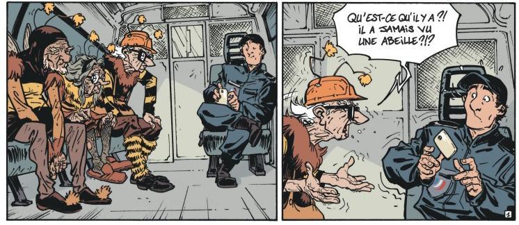 Wilfrid Lupano et Paul Cauuet, <em>Les Vieux fourneaux</em>