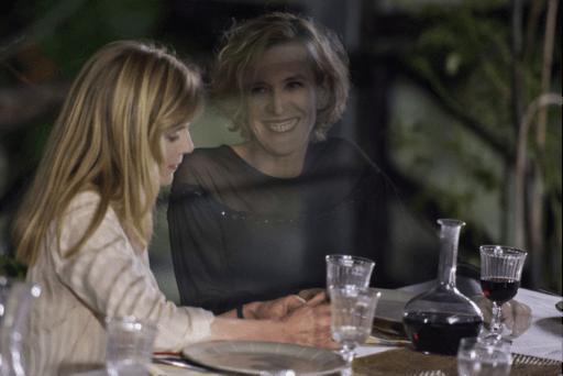 Isabelle Carré et Mathilde Monnier