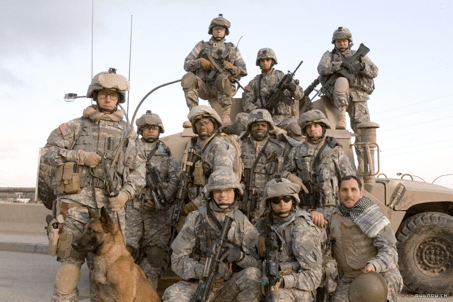 Dans Redacted, comme dans Mission : impossible, espion ou soldat, on porte des lunettes pour mieux voir le cinéma
