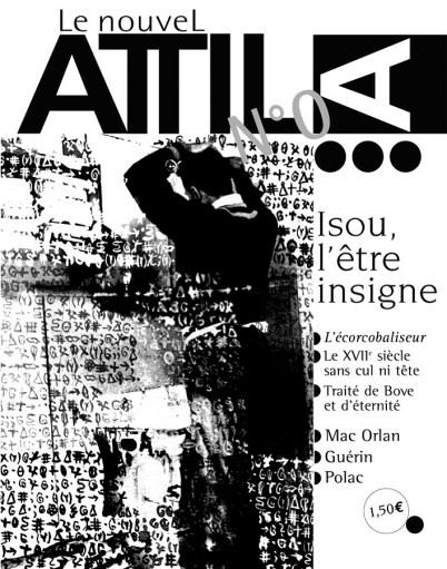 Le Nouvel Attila, numéro 0