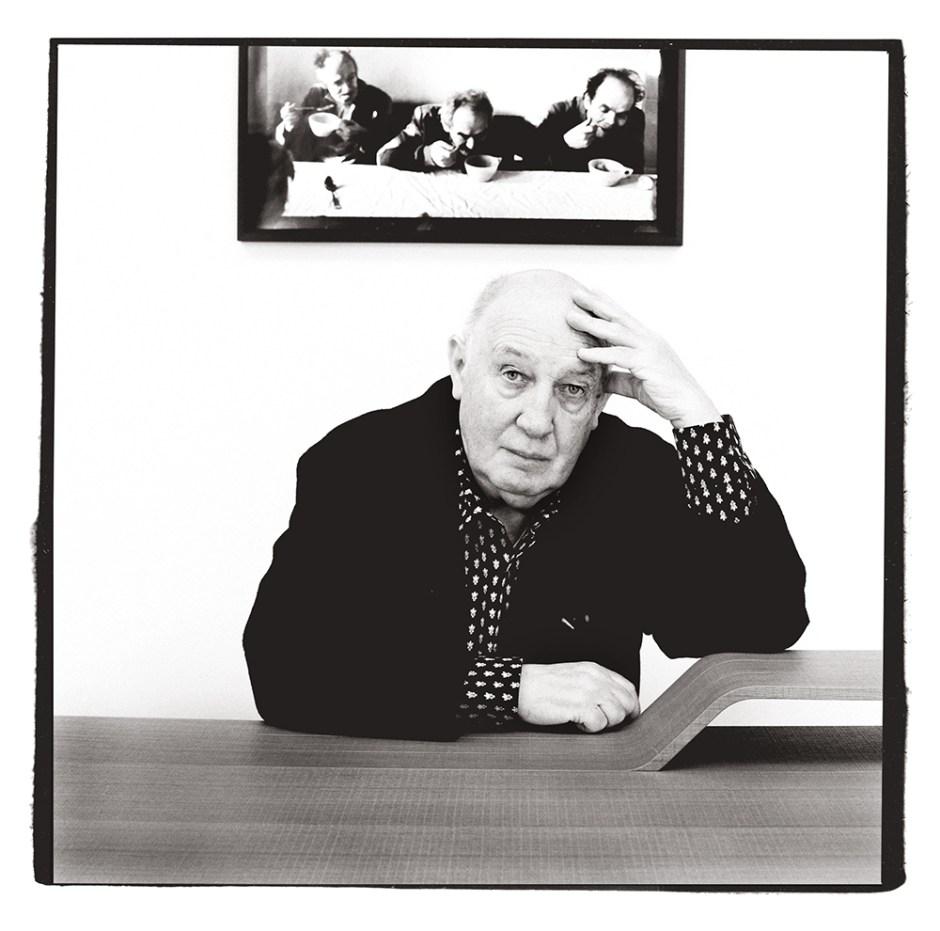 Raymond Depardon © Renaud Monfourny