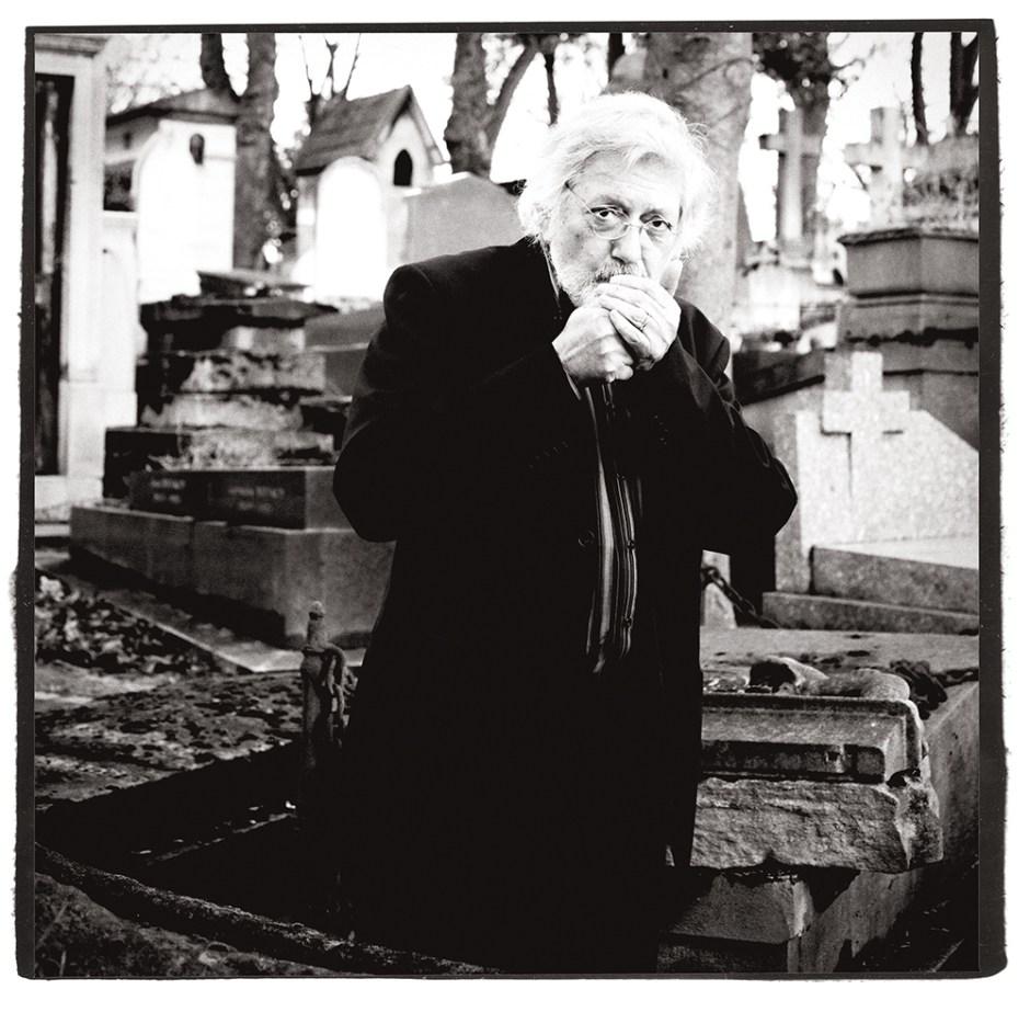Jacques Tardi © Renaud Monfourny