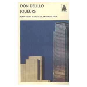 Delillo-Don-Joueurs-Livre-424918330_L