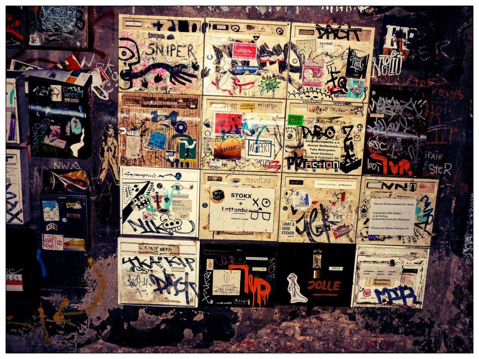Sniper, Berlin © Jean-Philippe Cazier