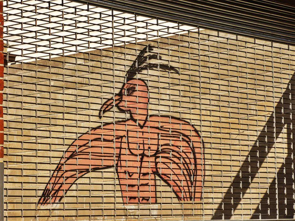 Oiseau, New York 2010 (C) Jean-Philippe Cazier