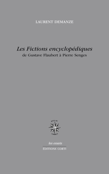 Fictions encyclopédiques Demanze