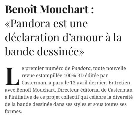 Benoît Mouchart
