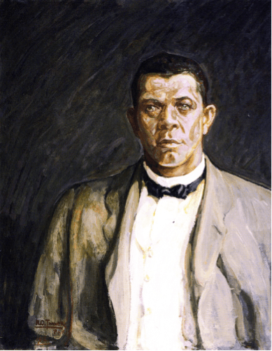 Booker T. Washington, Henry Ossawa Tanner, 1917