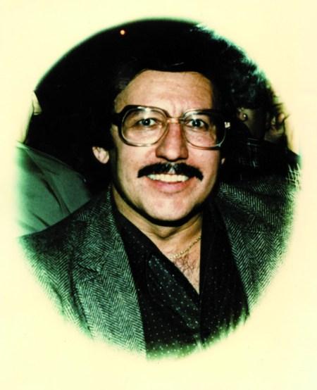 Gerald Foos en 1982