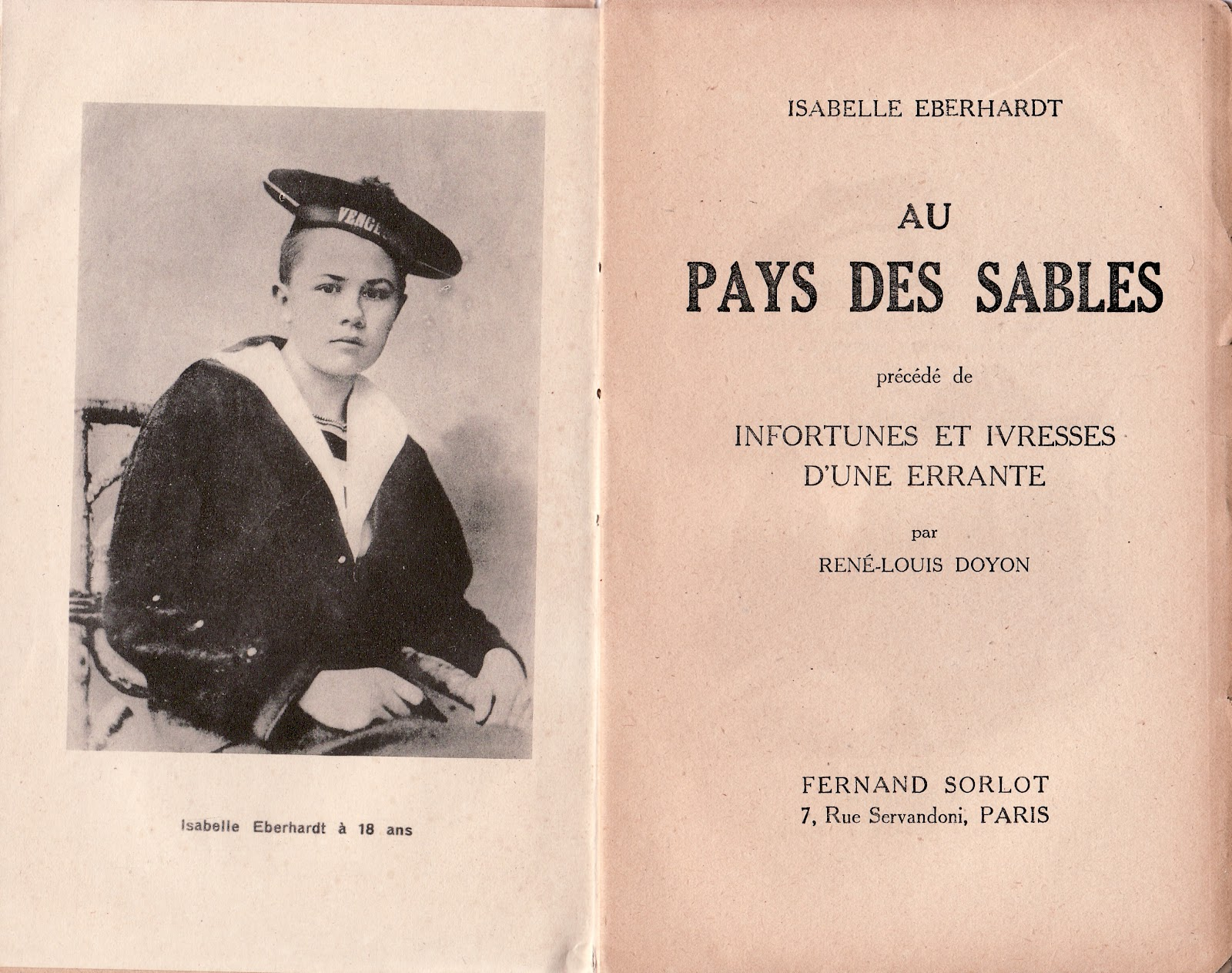 Oeuvres de Isabelle Eberhardt (French Edition)