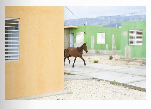 © Corentin Fohlen/ Divergence. Lumane Casimir, Haiti. 25 mai 2013.