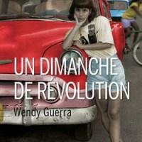 Books and cook : Gaspacho à la cubaine (Un dimanche de révolution)
