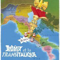 Astérix et la Transitalique: mais que fait la police romaine?
