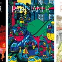 """The Parisianer 2050 : """"La forme d'une ville"""", uchronie de nos à venir"""