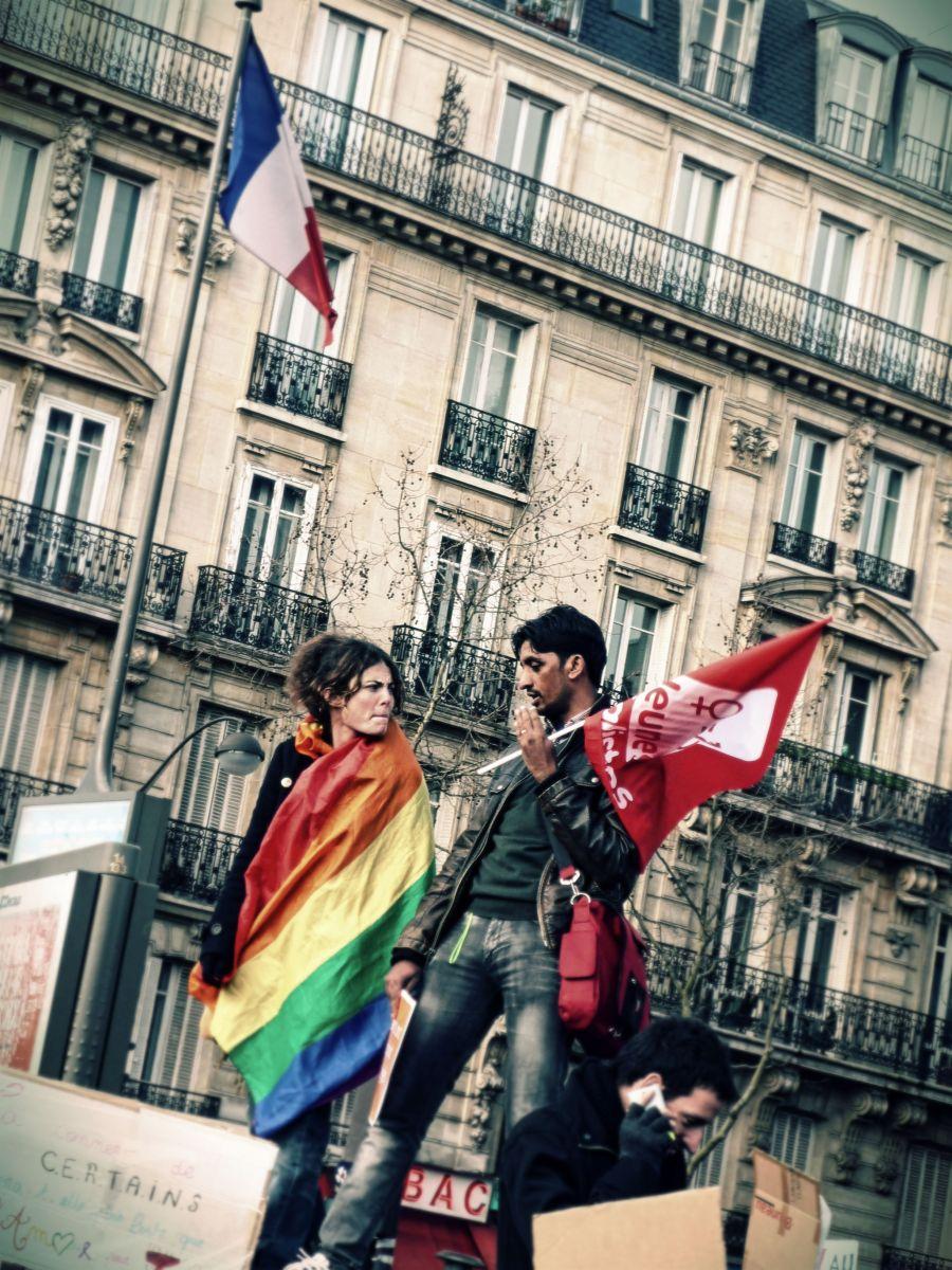 Homophobie politique