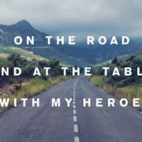 """Rick Bass: """"Avides d'écouter toutes les histoires qui se racontent autour de la table"""" (Sur la route et en cuisine)"""