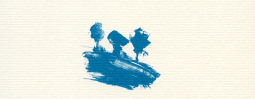 Pierre Lecœur: Entre le silence et les signes (Le blason de lichen)