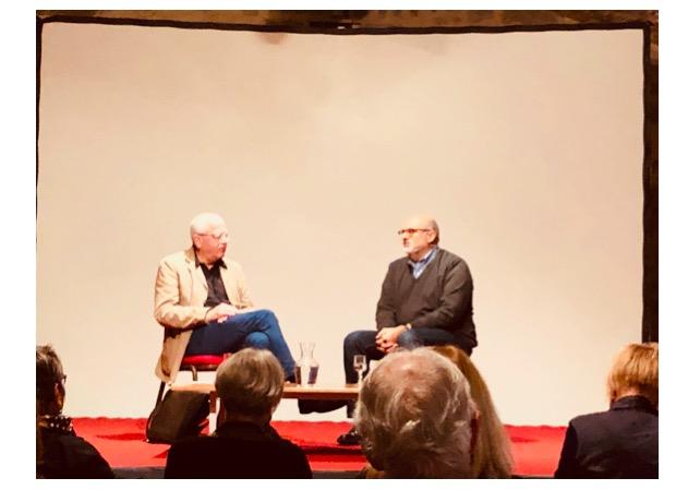 Yves Ravey : «La phrase ne se révèle que dans la déchirure», Paul Audi