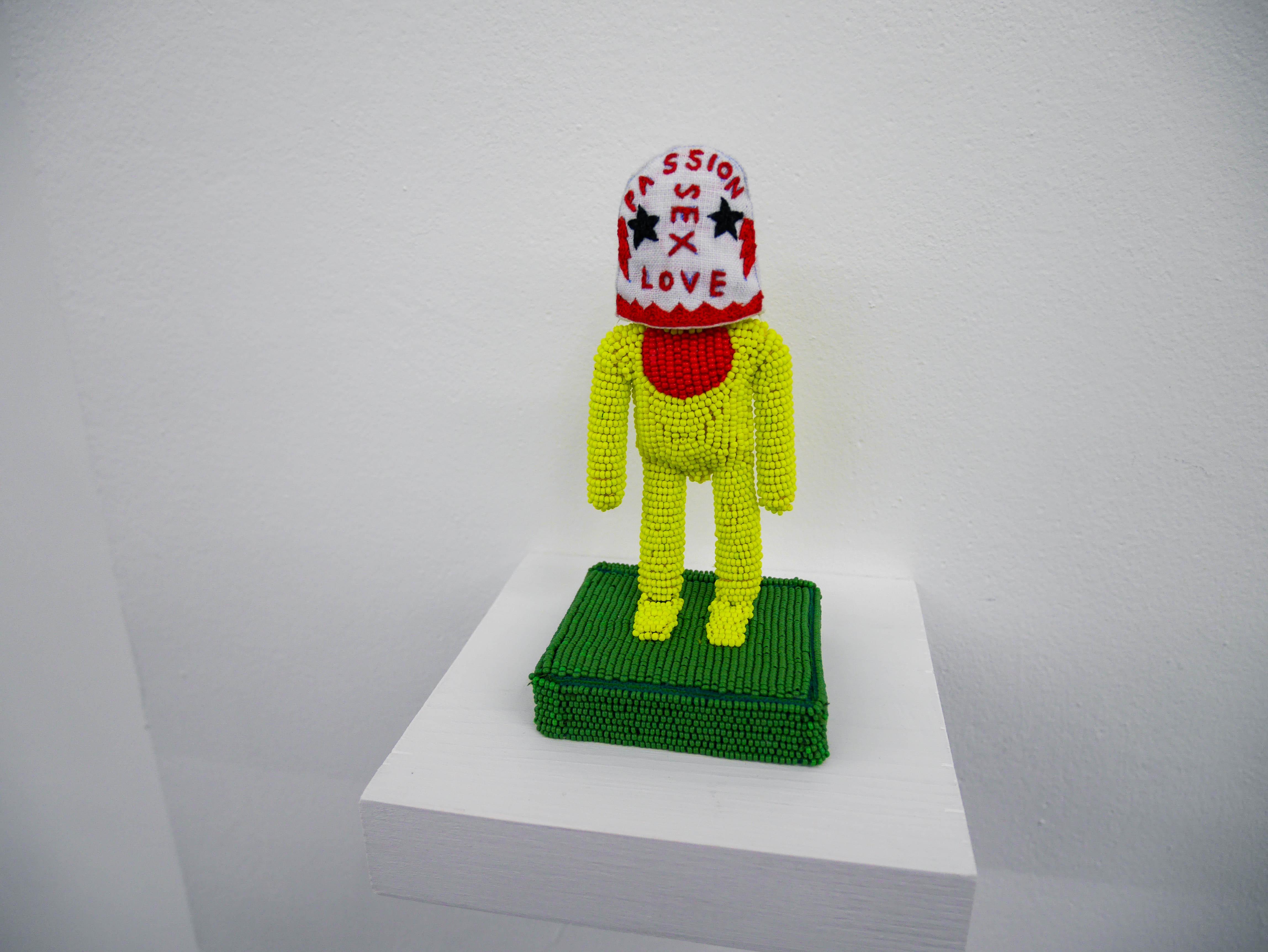 Walter Van Beirendonck : W:A.R. = Walter About Rights (galerie Polaris)