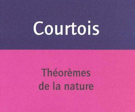 Jean-Patrice Courtois : Matière écologique et matériau poétique