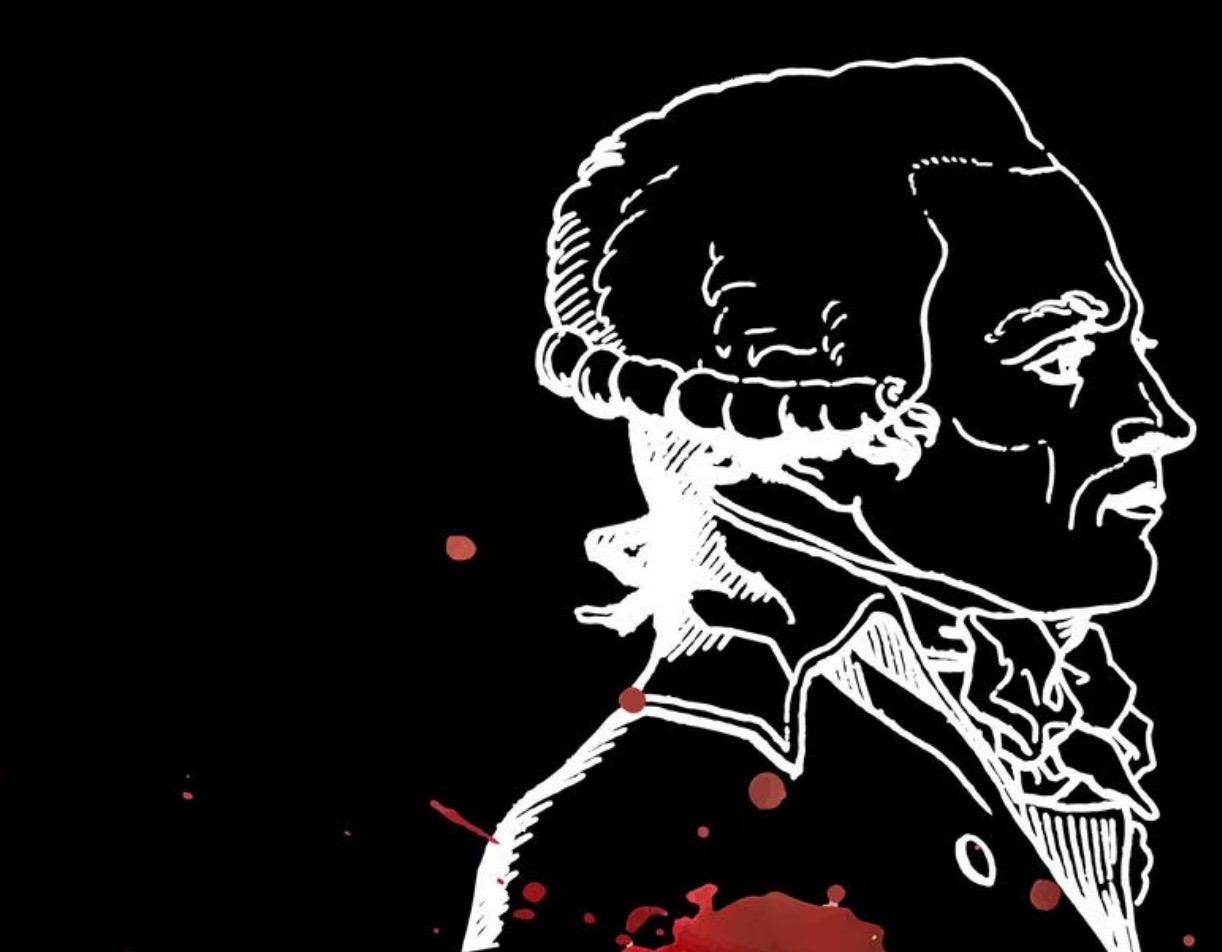 Malheur à celui qui osa diriger vers le peuple la terreur: Jacques Ravenne (La chute. Les derniers jours de Robespierre)