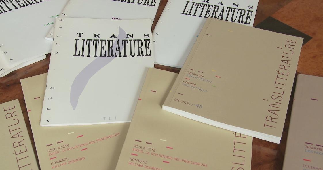 La revue TransLittérature: «Nous défendons fondamentalement une vision mondiale et plurielle de la littérature»