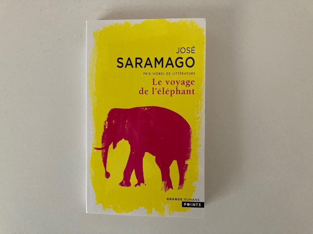 Lectures transversales 21 : José Saramago, Le Voyage de l'éléphant