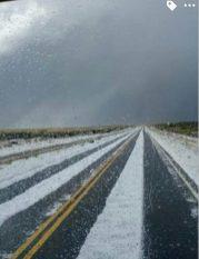 Ruta 144 Las Salinas