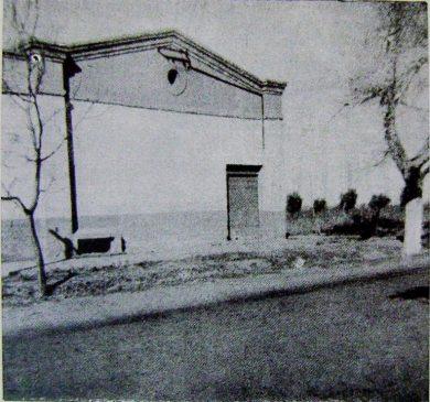 bodega atilio sardi - fuente camara 1954