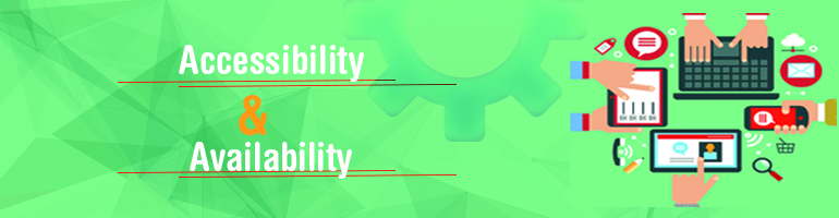 Startup Features - Accessibility & Reliability