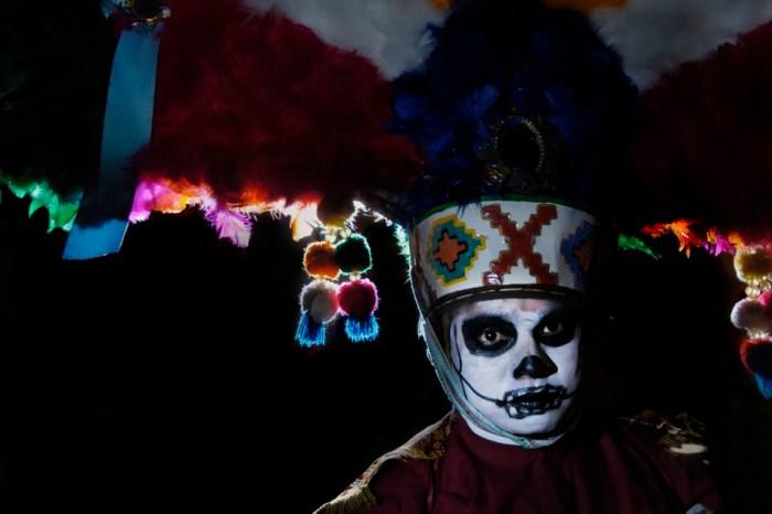 Oaxaca, comparsa y danzón