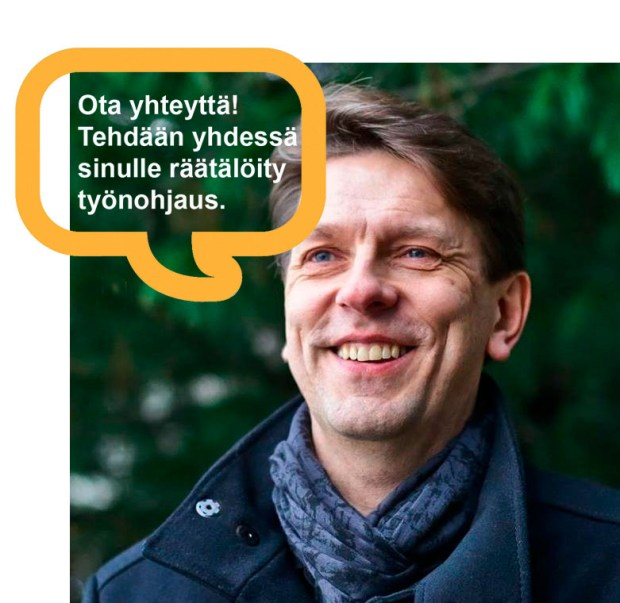 Työnohjaaja Jukka Hakola Dialoginen työnohjaus