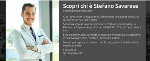 Stefano Savarese TheBitcoinCode